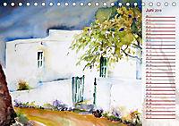 Lanzarote und Teneriffa - Aquarelle (Tischkalender 2019 DIN A5 quer) - Produktdetailbild 6