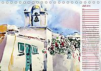Lanzarote und Teneriffa - Aquarelle (Tischkalender 2019 DIN A5 quer) - Produktdetailbild 7