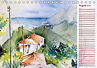 Lanzarote und Teneriffa - Aquarelle (Tischkalender 2019 DIN A5 quer) - Produktdetailbild 8