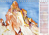 Lanzarote und Teneriffa - Aquarelle (Tischkalender 2019 DIN A5 quer) - Produktdetailbild 11