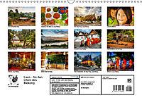 Laos - An den Ufern des Mekong (Wandkalender 2019 DIN A3 quer) - Produktdetailbild 13