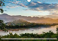 Laos - An den Ufern des Mekong (Wandkalender 2019 DIN A4 quer) - Produktdetailbild 6