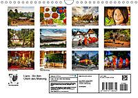 Laos - An den Ufern des Mekong (Wandkalender 2019 DIN A4 quer) - Produktdetailbild 13