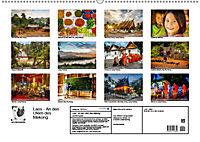 Laos - An den Ufern des Mekong (Wandkalender 2019 DIN A2 quer) - Produktdetailbild 13