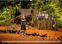Laos - An den Ufern des Mekong (Wandkalender 2019 DIN A2 quer) - Produktdetailbild 8