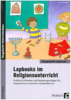 Lapbooks im Religionsunterricht - 3./4. Klasse, Klara Kirschbaum