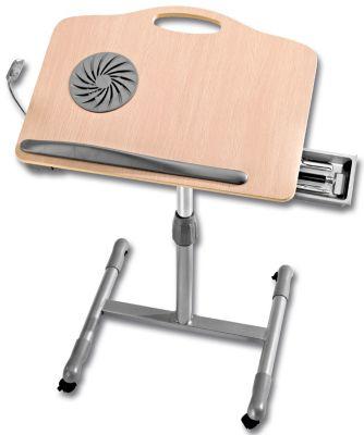 laptop tisch auf rollen jetzt bei bestellen. Black Bedroom Furniture Sets. Home Design Ideas
