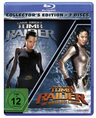 Lara Croft: Tomb Raider & Die Wiege des Lebens, Angelina Jolie, Jon Voight