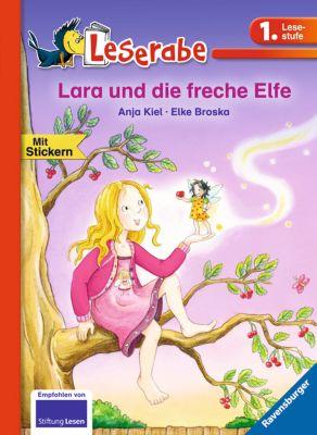 Lara und die freche Elfe, Anja Kiel