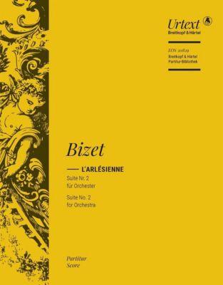 L'Arlésienne Suite Nr. 2 - Georges Bizet pdf epub