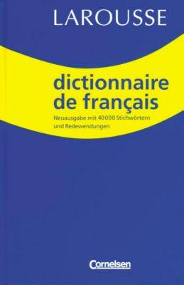 Larousse dictionnaire de francais, Larousse