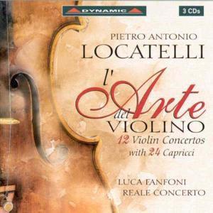 L'Arte Del Violino (1733), Luca Fanfoni, Reale Concerto