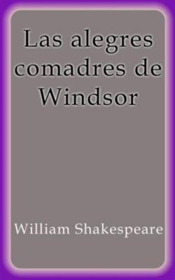 Las alegres comadres de Windsor, William Shakespeare