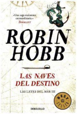 Las naves del destino, Robert Hobb