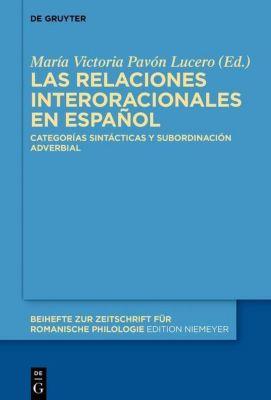 Las relaciones interoracionales en español
