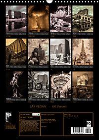 LAS VEGAS - UK Version (Wall Calendar 2019 DIN A3 Portrait) - Produktdetailbild 13