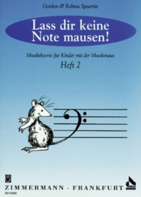 Lass dir keine Note mausen!, Gordon Spearritt, Robina Spearritt