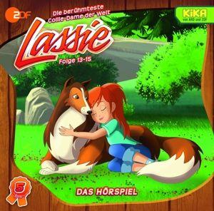 Lassie-Das Hörspiel Zur Neuen Serie (Teil 5), Lassie