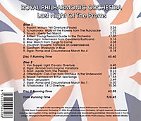 Last Night Of The Proms - Produktdetailbild 1