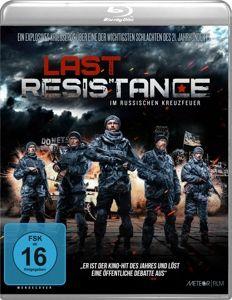Last Resistance - Im russischen Kreuzfeuer, Akhtem Seitablayev
