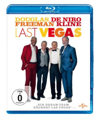 Last Vegas, Robert De Niro,Morgan Freeman Michael Douglas