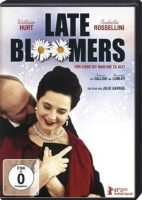 Late Bloomers, DVD, William Hurt, Isabella Rossellini