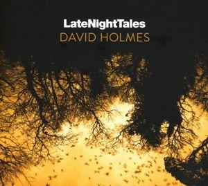 Late Night Tales (Cd+Mp3), David Holmes