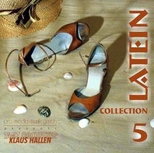 Latein Collection 5, Klaus Tanzorchester Hallen