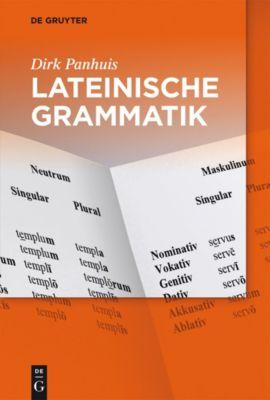 Lateinische Grammatik, Dirk Panhuis