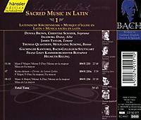 Lateinische Kirchenmusik Vol.1 - Produktdetailbild 1