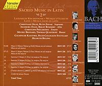Lateinische Kirchenmusik Vol.2 - Produktdetailbild 1