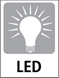 Laternen-Trio mit LED-Kerzen - Produktdetailbild 3