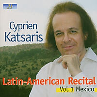 Latin-American Recital  Vol.1 Mexico - Produktdetailbild 1