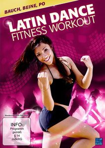 Latin Dance Fitness Workout, N, A