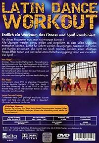 Latin Dance Workout Vol. 2 - Produktdetailbild 1