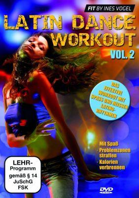 Latin Dance Workout Vol. 2, Ines Vogel