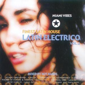 Latin Electrico Vol.2, Diverse Interpreten
