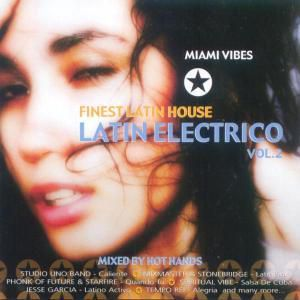 Latin Electrico Vol.2, Diverse Interpreten