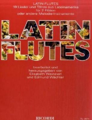 Latin Flutes, für 2 Flöten