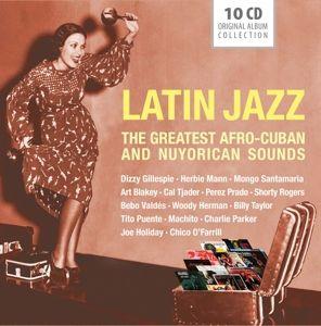 Latin Jazz-The Greatest Afro-Cuban & Ny Sounds, Various