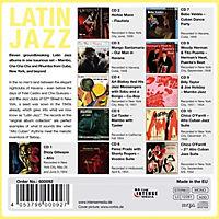Latin Jazz-The Greatest Afro-Cuban & Ny Sounds - Produktdetailbild 1