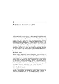 Lattice - Produktdetailbild 1