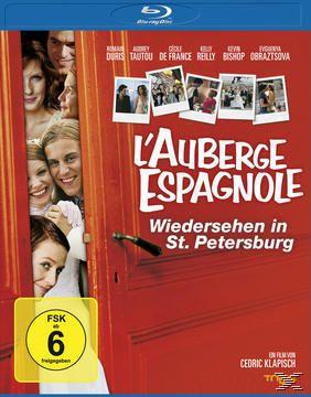 L'Auberge Espagnole 2 - Wiedersehen in St. Petersburg, Cédric Klapisch