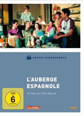 L'Auberge Espagnole - Große Kinomomente, Gr.Kinomomente2-L'Auberge Espagnole-Barcelona für