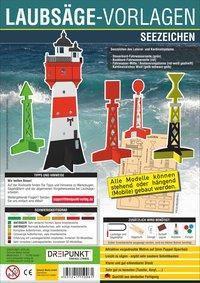 Laubsäge-Vorlagen Seezeichen