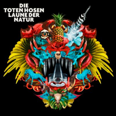 Laune der Natur (Spezialedition mit Learning English Lesson 2, 3 LPs + 2 CDs), Die Toten Hosen