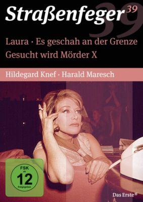 Laura / Gesucht wird Mörder X / Es geschah an der Grenze, Vera Caspary, Franz Josef Wild, Werner Illing, Fritz Böttger, Harald Vock