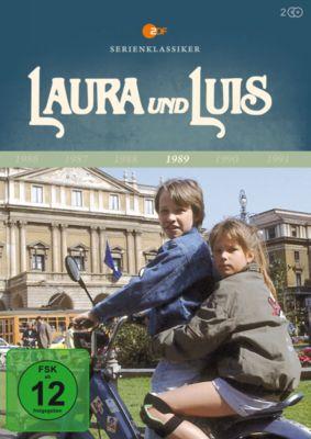 Laura und Luis - Die komplette Serie, Justus Pfaue