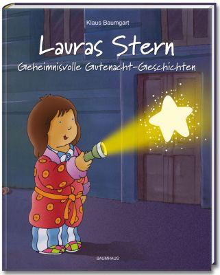 Lauras Stern - Geheimnisvolle Gutenacht-Geschichten - Klaus Baumgart pdf epub