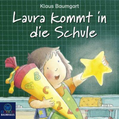 Lauras Stern: Laura kommt in die Schule, Klaus Baumgart